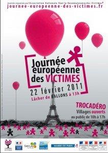Journée Européenne des Victimes dans Liens flyier-212x300